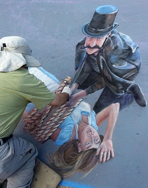 Lake Worth Street Painting Festival, February 22-23, 2014
